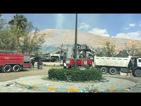 'Томагавк все-таки достиг цели' - Показаны последствия ударов США по Сирии
