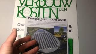Zonnepanelen op plat dak voordelen