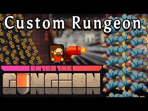 Enter the Gungeon | Heck Shredder | Custom Rungeon