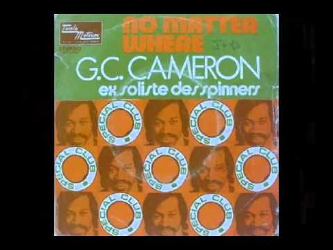 G.C.Cameron - No Matter Where