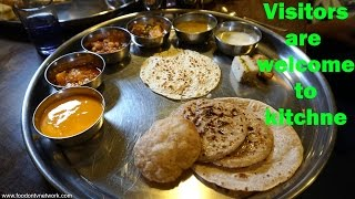 An Ideal Indian Restaurant | Guest Are Welcome To Visit Kitchen! with Nikunj Vasoya