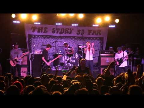 The Story So Far- Ace of Spades, Sacramento 6/12/15 Part 1