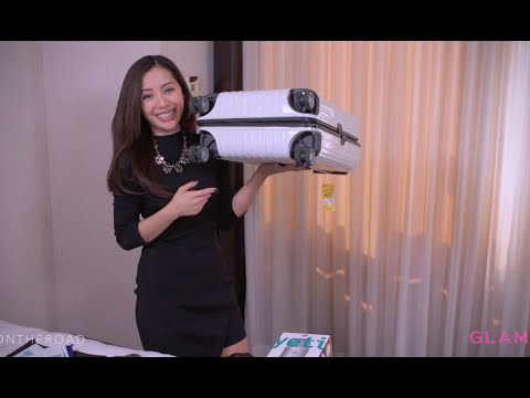 What's in My Carry-On | On the Road with Michelle Phan ✈  Mode.com