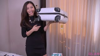 What's in My Carry-On | On the Road with Michelle Phan ✈  Glam.com