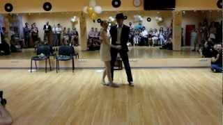 Свадебный танец (буги вуги)