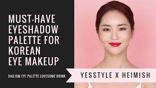 Must-have Eyeshadow Palette for Korean Eye makeup   heimish   YesStyle Korean Beauty