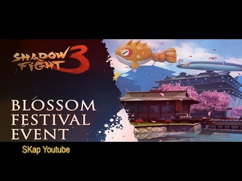 Shadow Fight 3 - Blossom Festival GRAND mode
