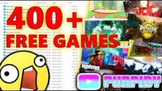 How to Get Free Games IN Roblox 400+ Wow (#EugeneGamerYT)