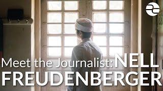 Meet the Journalist: Nell Freudenberger
