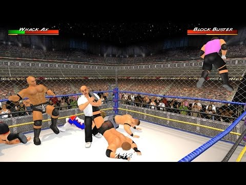 WWE 3D Game 2K16