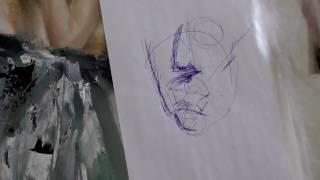 """Короткий урок """"Как писать лицо"""""""