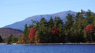 Mount Katahdin Maine