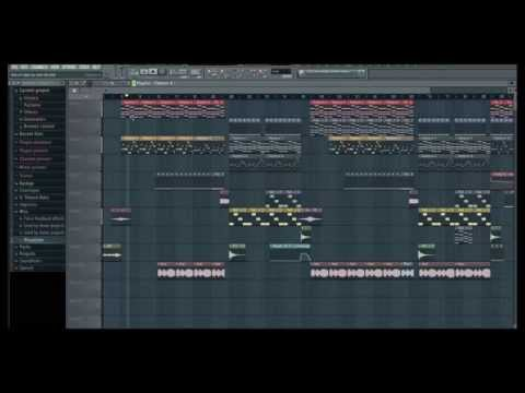 Martin Garrix - Forbidden Voices(FL studio)