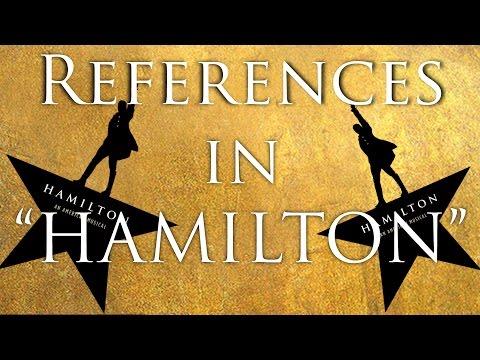 REFERENCES IN HAMILTON!!!