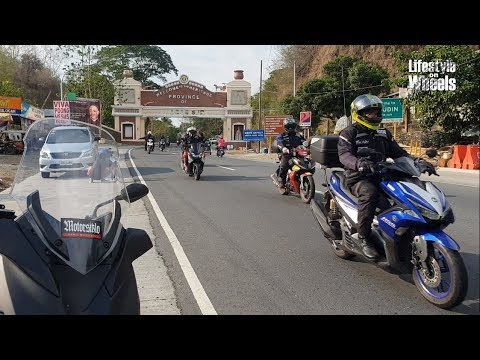 "The Adventure of Yamaha ""Tour De Rev"" Day 2"