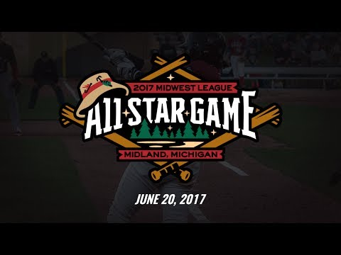 2017 Midwest League All-Star Game Highlights
