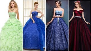 Latest Party Wear Dresses 2018, New Party Wear Dresses, Stylish & Trendy Dresses,