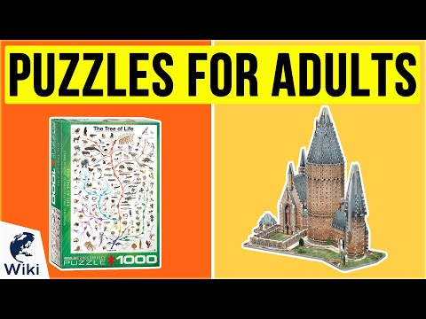 The Ten Best Puzzles for children of 2020