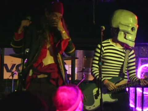 Craptain Jack and the Shmees @ Strange Matter 7/27...