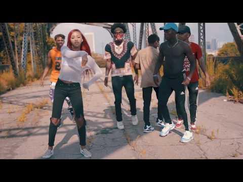 JAY CRITCH, FAMOUS DEX & RICH THE KID - YOU FLEXIN (OFFICIAL DANCE VIDEO)@jeffersonbeats
