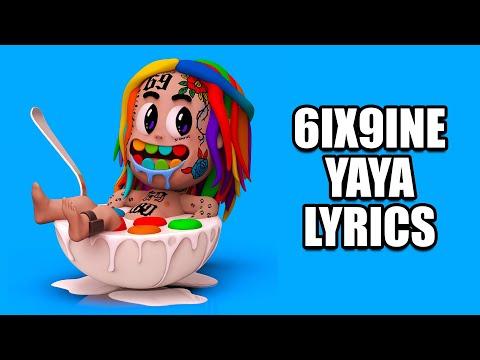 6ix9ine – YAYA (Lyrics/Letra)