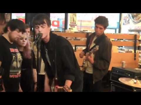 Iceage, Live at Other Music on Vimeo.mp4