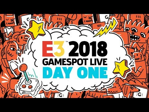 E3 2018 Exclusive Gameplay Demos, Interviews and Special Guests – GameSpot Stage Show Day 1