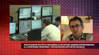 AVANCE: Detrás de la noticia: Voracidad política