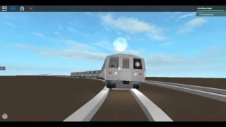 MTA Rockaway Shuttle Roblox
