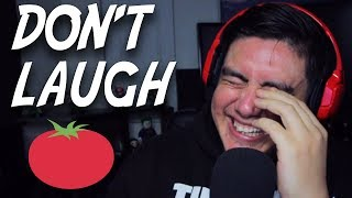 I COULDN'T BREATHE ANYMORE THESE WERE SO GOOD | Try To Make Me Laugh