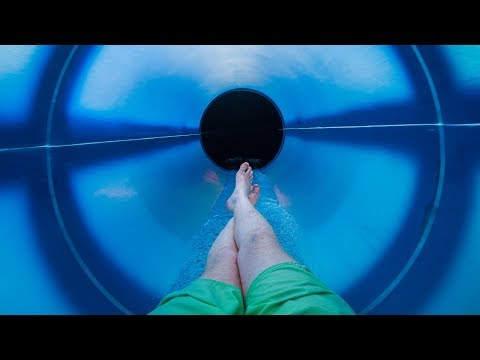 Spa and Wellness Center Sárvár - Aquatube | Body Waterslide Onride POV