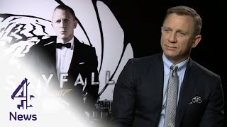 Daniel Craig & Sam Mendes On Skyfall   Channel 4 News