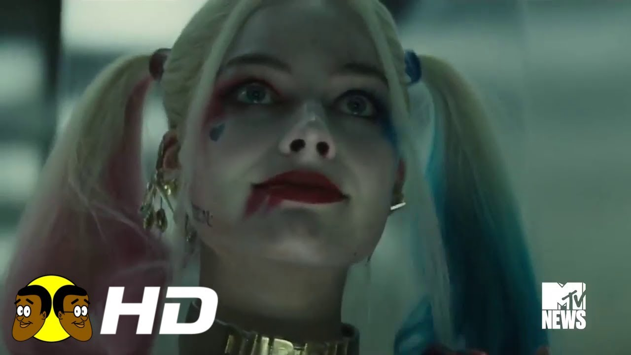 001c4947d9eb Margot Robbie Reveals Solo Harley Quinn Movie - YouTube