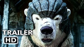 HIS DARK MATERIALS Official Trailer # 2 (2019) James McAvoy, Lin-Manuel Miranda TV Series HD