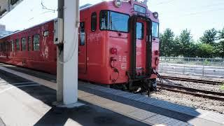 JR津軽線 蟹田〜青森  キハ40・48 2020/09/06