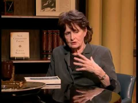 Eavan Boland on loss, history and poetry - YouTube
