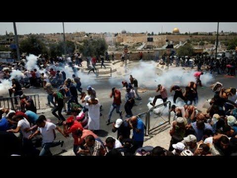 مقتل فلسطينيين اثنين في صدامات بالضفة الغربية  - نشر قبل 3 ساعة