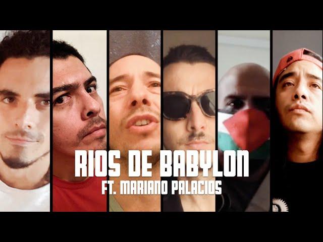 LOS FILIPZ - Ríos de Babylon ft. Mariano Palacios (Laguna Pai)