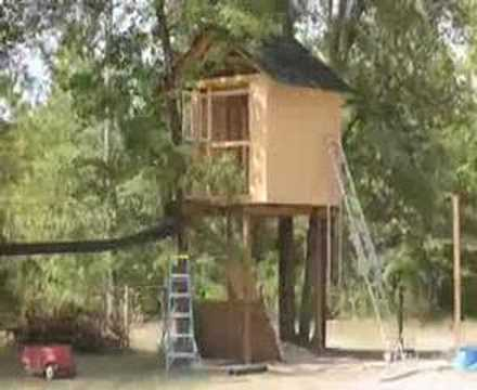 Treehouse Time-Lapse