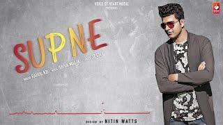 Gambar cover Supne (Audio)   Rahul Kb   Latest Popular Punjabi Songs 2018   VOHM
