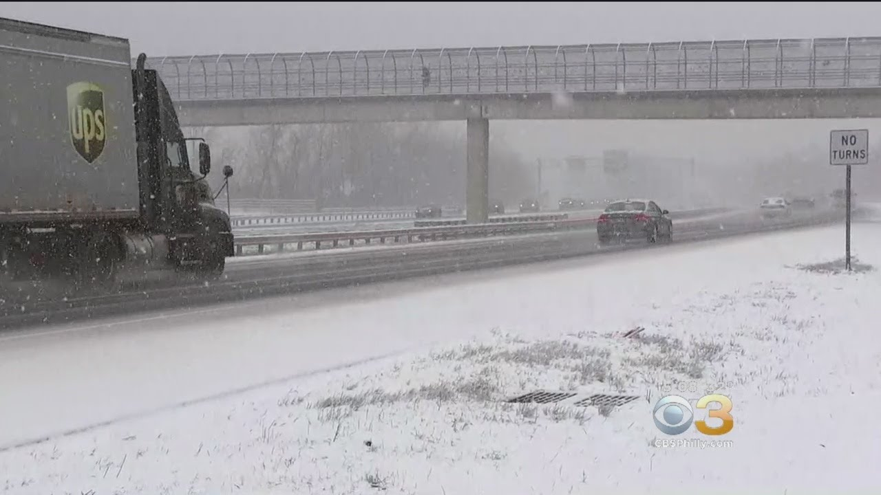 New Jersey Weather Nj Remains Under State Of Emergency Due To Winter Storm Youtube