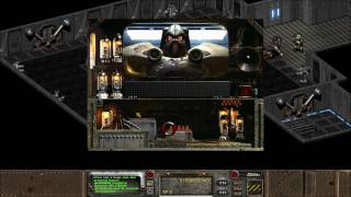 Fallout 2 - Defeat and Dramatic death of Frank Horrigan