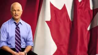 NDP ad: Layton - Where Do We Start? (2011)