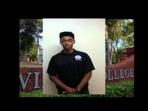 Senior at Wiley College Adam McClelland Receives Scholarship From Tom Joyner Foundation
