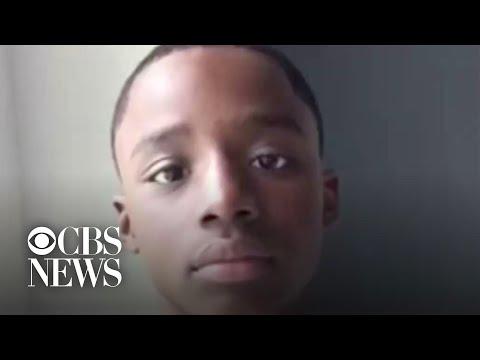 12-year-old gospel singer's