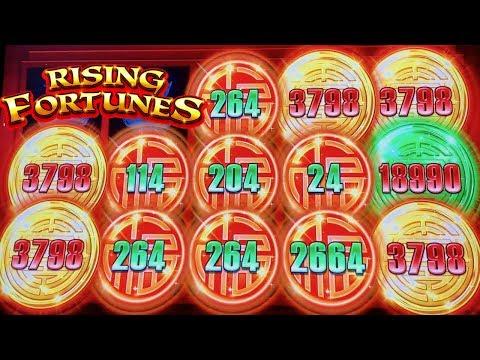 ⭐️huge-handpay-on-rising-fortunes-⭐️3-full-sessions-at-mohegan-sun-casino-slot-machine