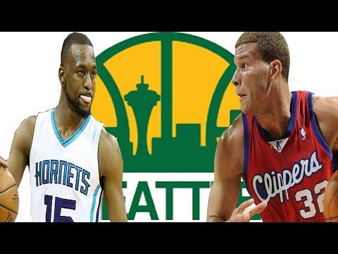 NBA 2K17 REBUILDING AN EXPANSION TEAM | SEATTLE SUPERSONICS