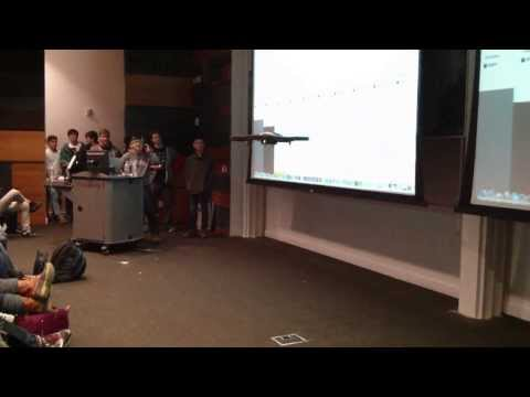 Mind Controlled Quadcopter Hack @ CMU TartanHacks