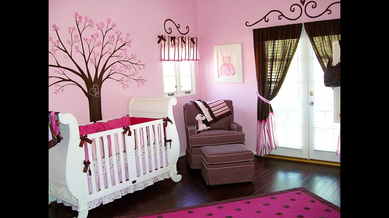 Great Baby Room Color Ideas - YouTube