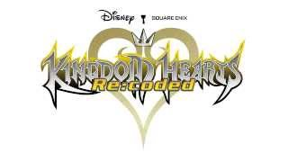 vim and vigor kingdom hearts re coded music extended